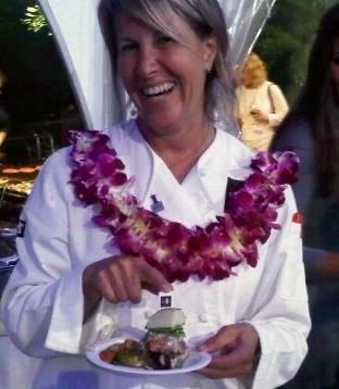 Chef Carol Wallack