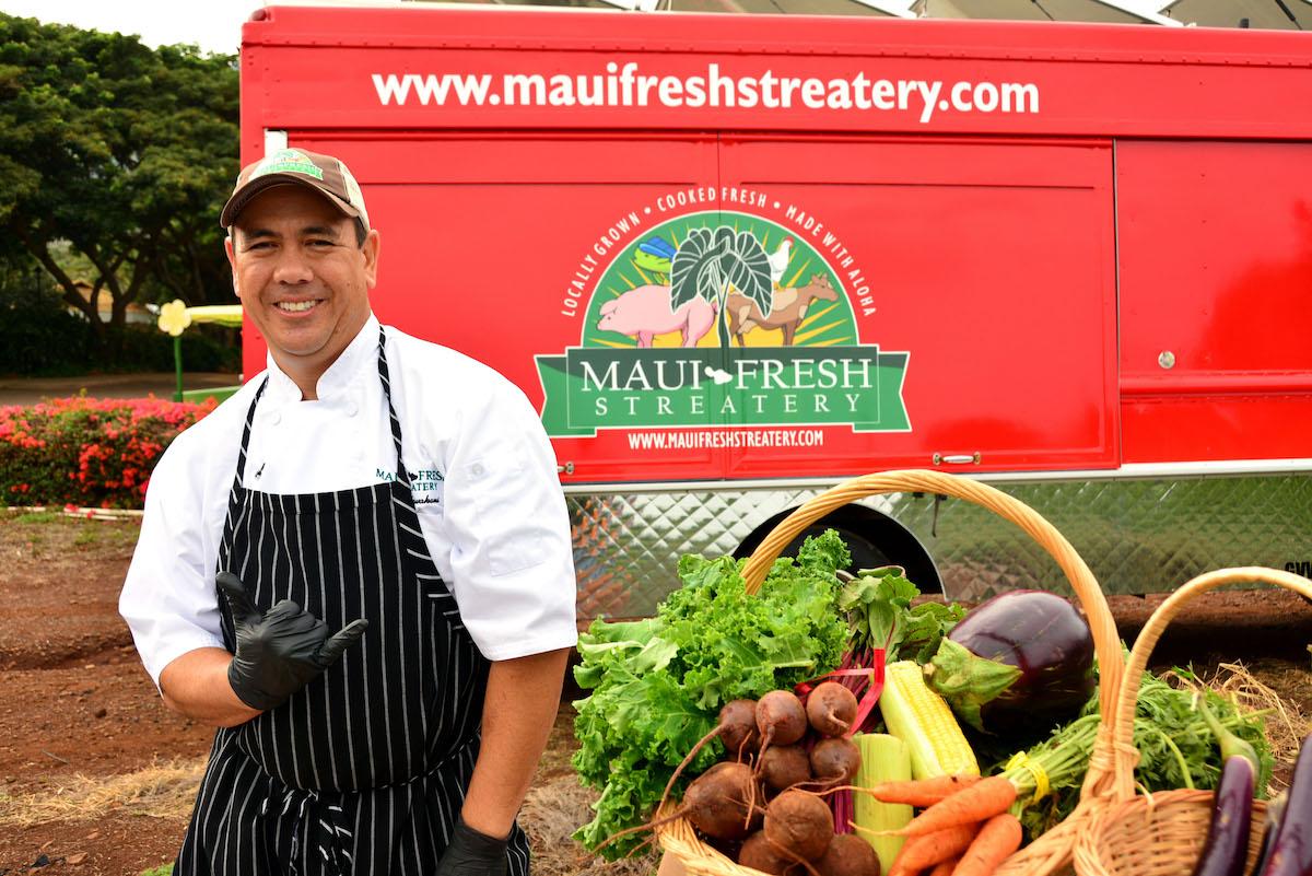 Chef Kyle Kawakami