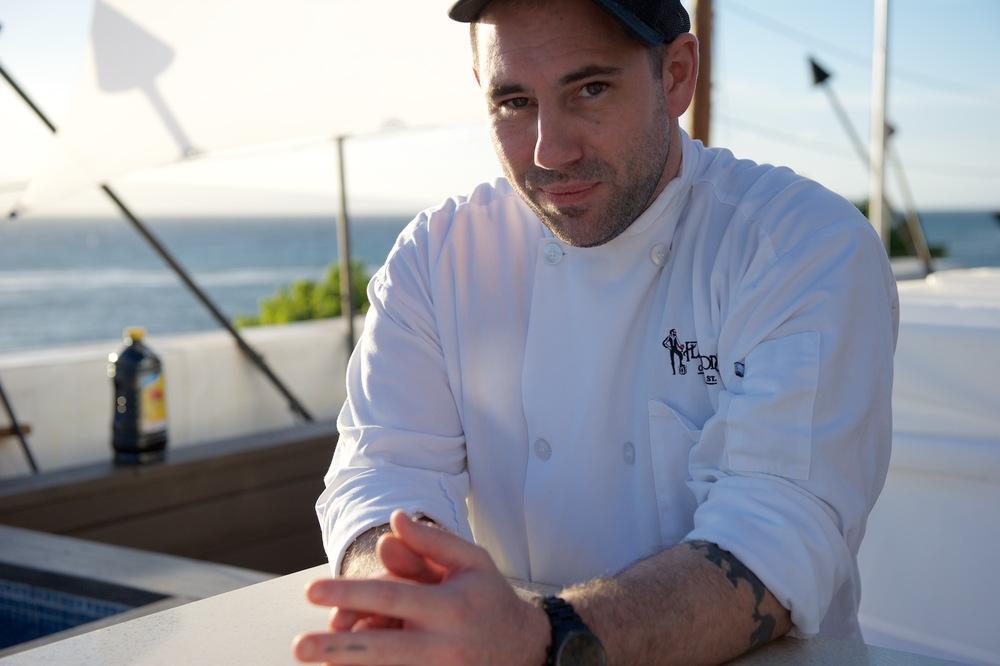 Chef Eric Morrissette
