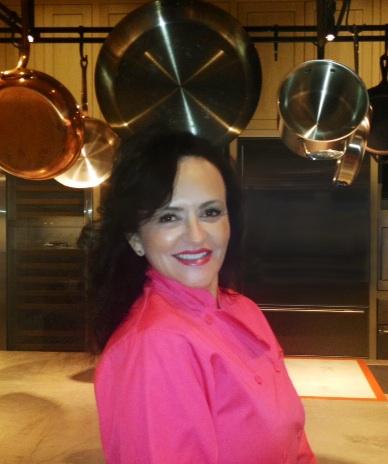 Chef Sabra Ricci