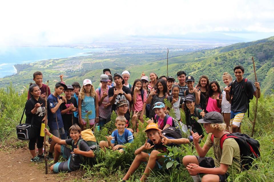 Huliau Eco-Adventure Waiheʻe Group
