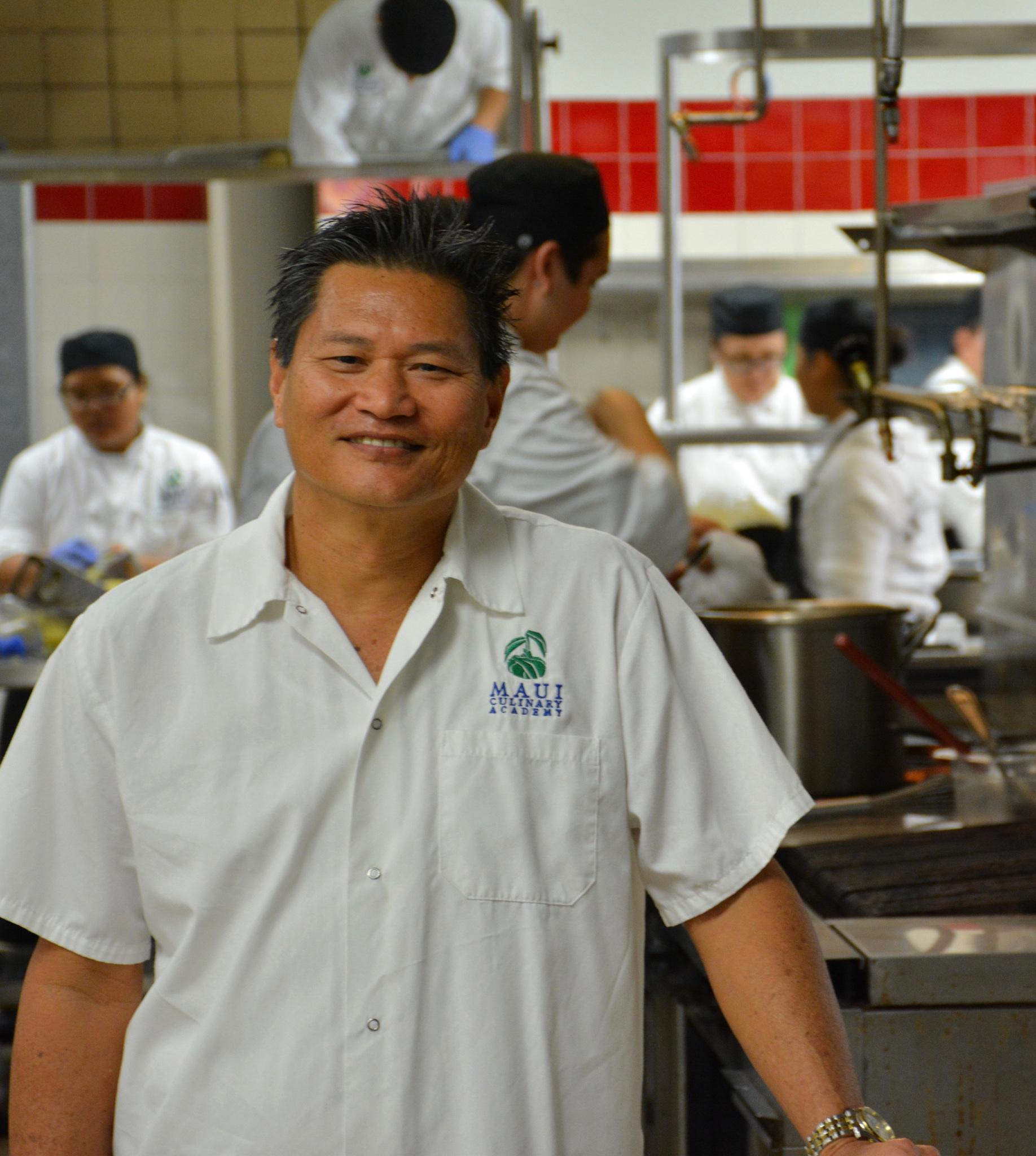 Chef Dean Louie