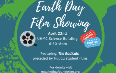 Earth Day Film Showing