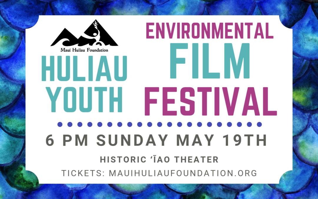 Youth Film Festival May 19th
