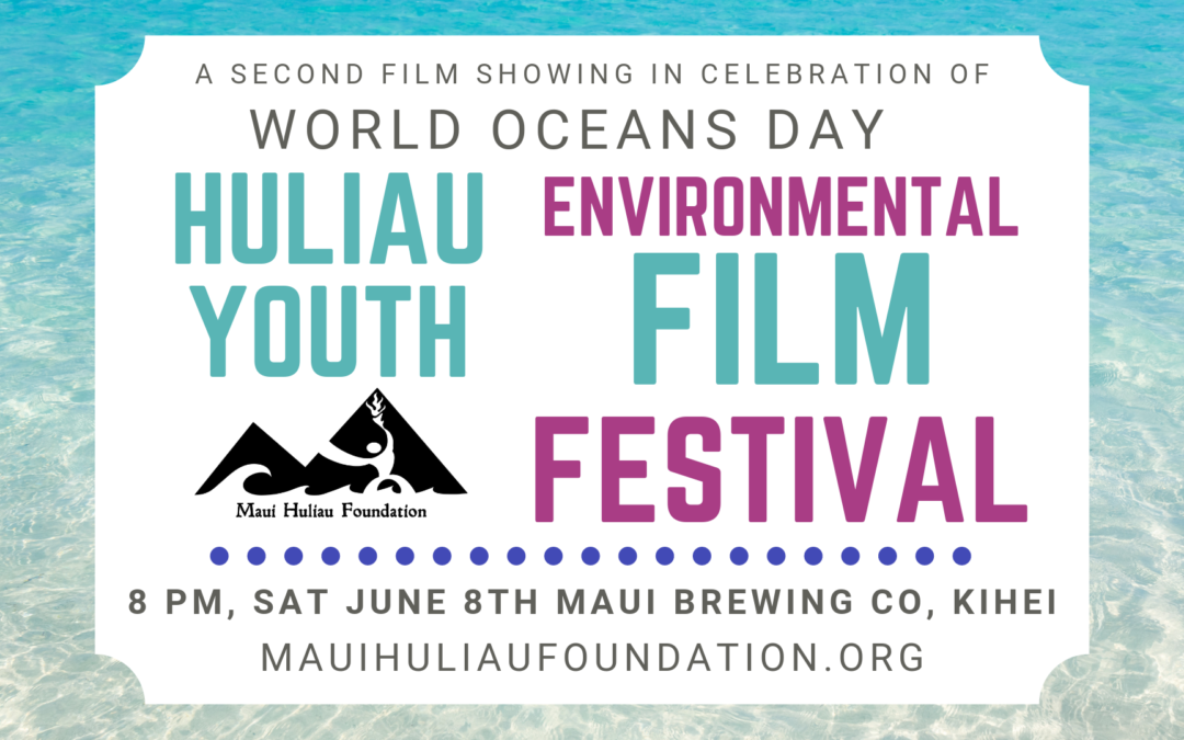 World Oceans Day Film Showing