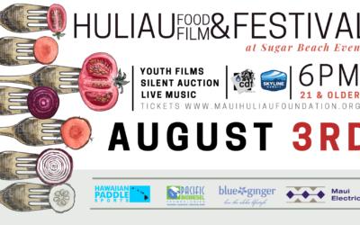 Huliau Food & Film Festival