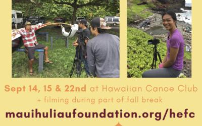 Fall Filmmaking Club