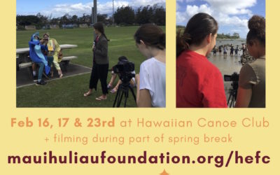 Spring Filmmaking Club
