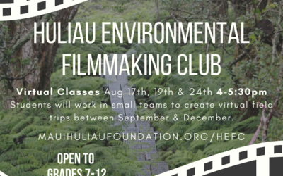 Apply now for our Fall 2020 Filmmaking Program