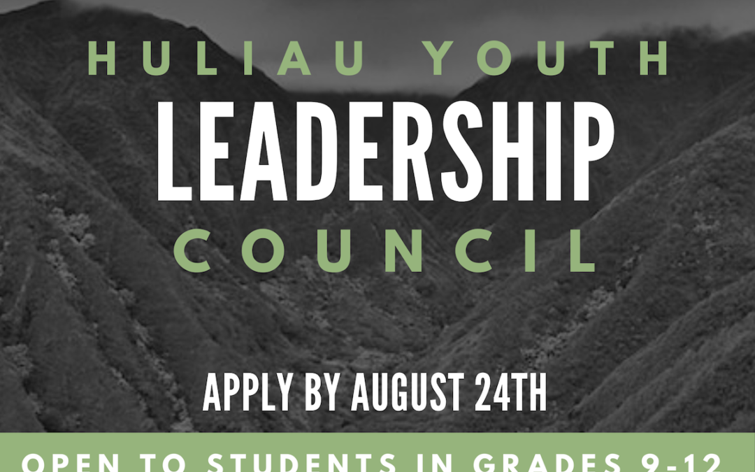 Youth Leadership Council 2020-21