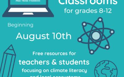 New Virtual Classrooms