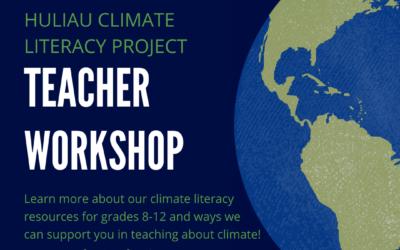 Climate Literacy Workshop